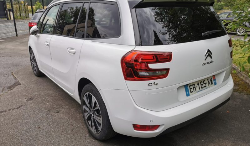 GRAND C4 PICASSO 2.0 HDI 150cv complet