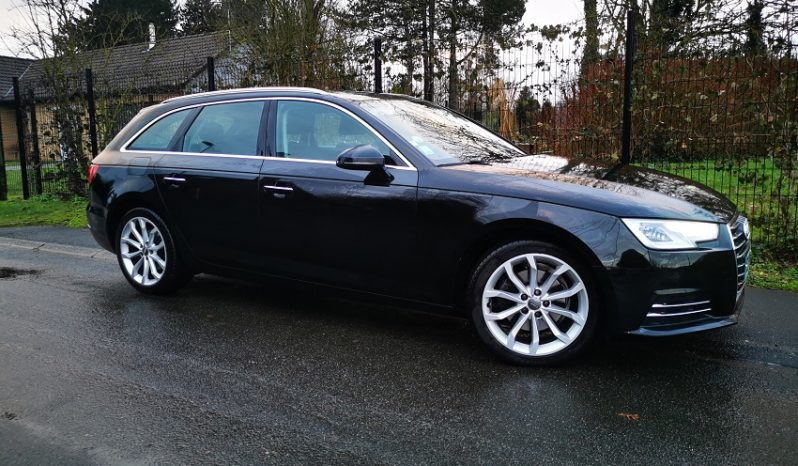 AUDI A4 AVANT TDI 150CV DESIGN LUXE STronic complet
