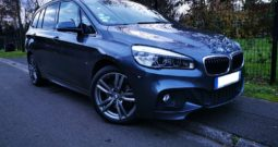 218DA GRAN TOURER M SPORT « Full options »